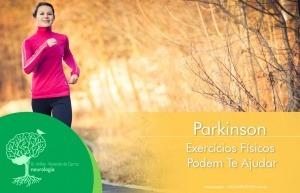Exercícios físicos podem ajudar pacientes com Parkinson