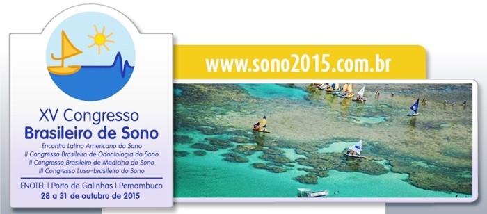 XV Congresso Brasileiro de Sono