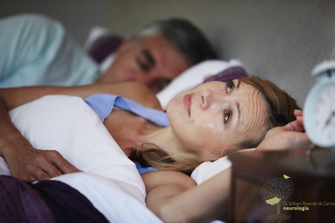 Distúrbios do sono no Parkinson