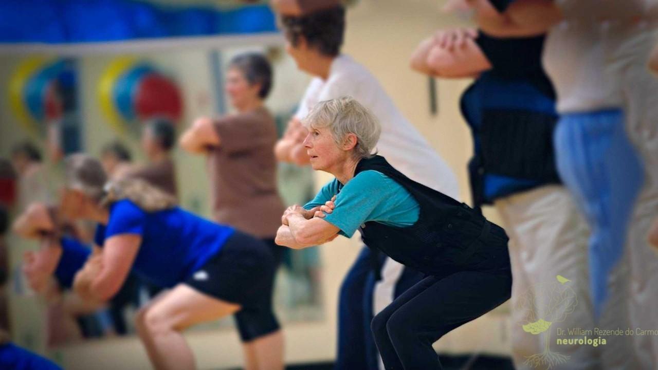 Atividade física está relacionada a uma memória melhor