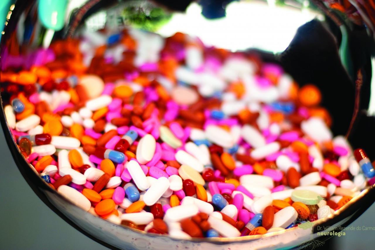 Rivastigmina pode melhorar os sintomas de Parkinson