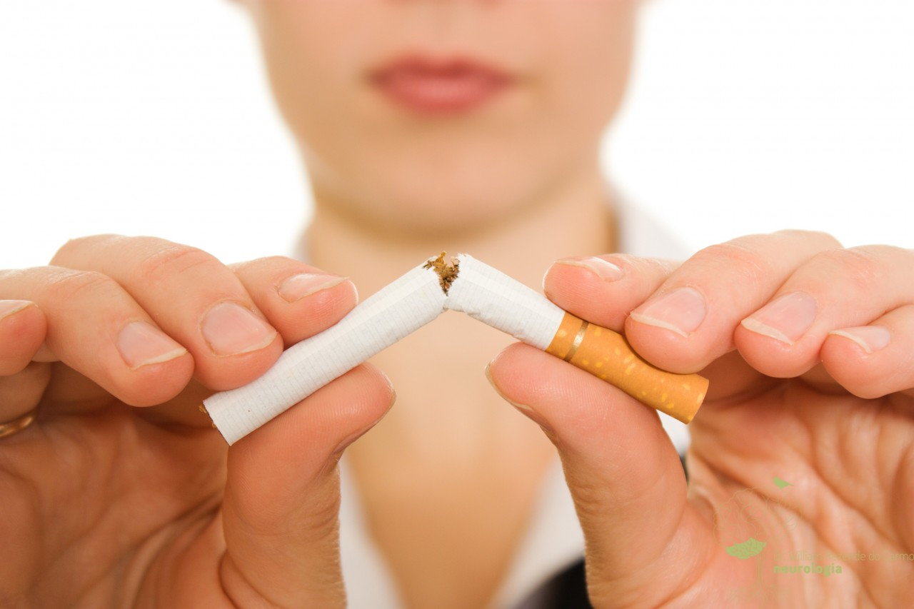 Cinco cigarros por dia pode provocar crises de enxaqueca
