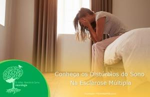 Conheça os Distúrbios do Sono Na Esclerose Múltipla