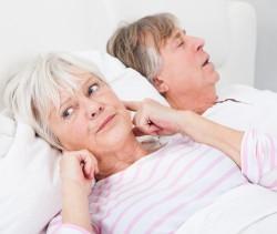 Ronco pesado e apneia do sono x declínios cognitivos