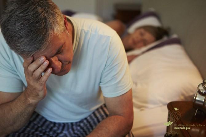 Enxaqueca pode ser fator de risco para apneia do sono