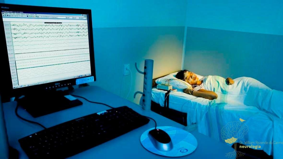 Polissonografia Revela 7 Tipos de Apneia do Sono