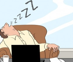 Ronco: Doença do Sono?