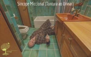Síncope Miccional (Tontura ao Urinar)