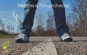 Travamento no Parkinson (Freezing)