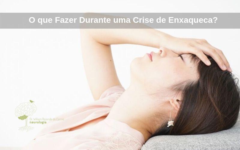 Crise de Enxaqueca: O que Fazer Durante, para Aliviar os Sintomas?